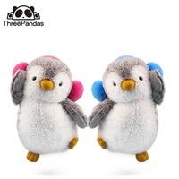 25CM 35CM 0 3 Year Old Kids Toy Cotton Plush Stuffed Penguin Toys Birthday Christmas Gift