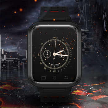 OGEDA m1 Smart 4G watch Heart rate blood pressure monitoring Answer or dial call camera Alarm clock waterproof auto time alarm