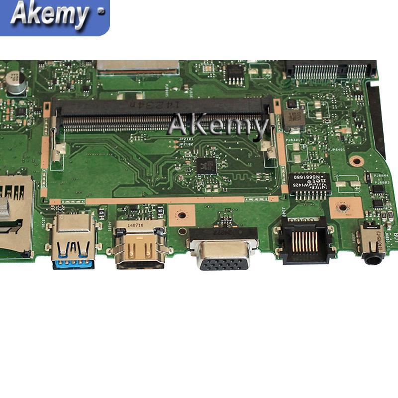 Amazoon X553MA MAIN_BD._0M/N2830/COMME Pour ASUS A553M X503M F503M X553MA X503M X553M F553M F553MA ordinateur portable carte mère 100% testé - 4