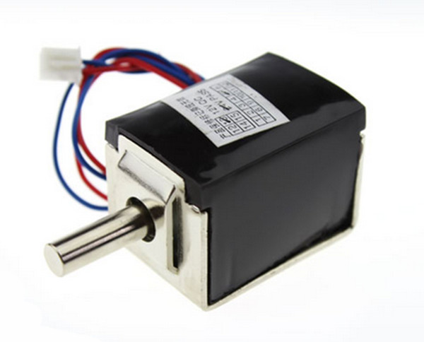 Mini Electric Bolt Lock Dc24v Small Cabinet Solenoid Door Supermarket