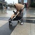 YOYAPLUS Carro Cochecito de Bebé Plegable Cochecito Del Paraguas Del Bebé original Estilo yoya Viajes Cochecito de Bebé Carro Ligero Portátil