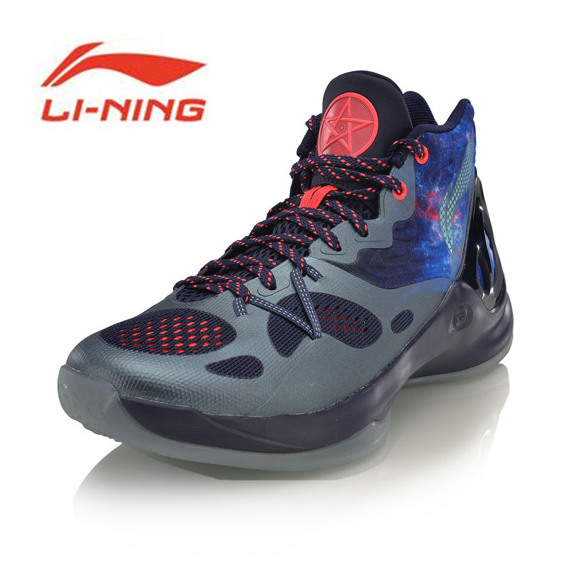 Li-Ning Original Shoes 2017 Men's Basketball Shoes Professional Basketball Sneakers Support Sports Shoes ABAM019 li ning original men sonic v turner player edition basketball shoes li ning cloud cushion sneakers tpu sports shoes abam099