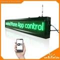 1.36 м P10mm открытый wi-fi пульт дистанционного управления водонепроницаемый из светодиодов дисплей открыть сообщение вывеска
