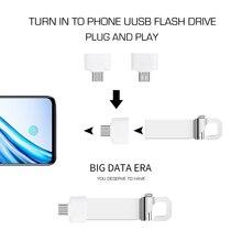 2019 New usb stick 2.0 32gb metal Flash memory pen drive 4gb 8gb 16gb 64gb pendrive 128GB Memory  free shipping