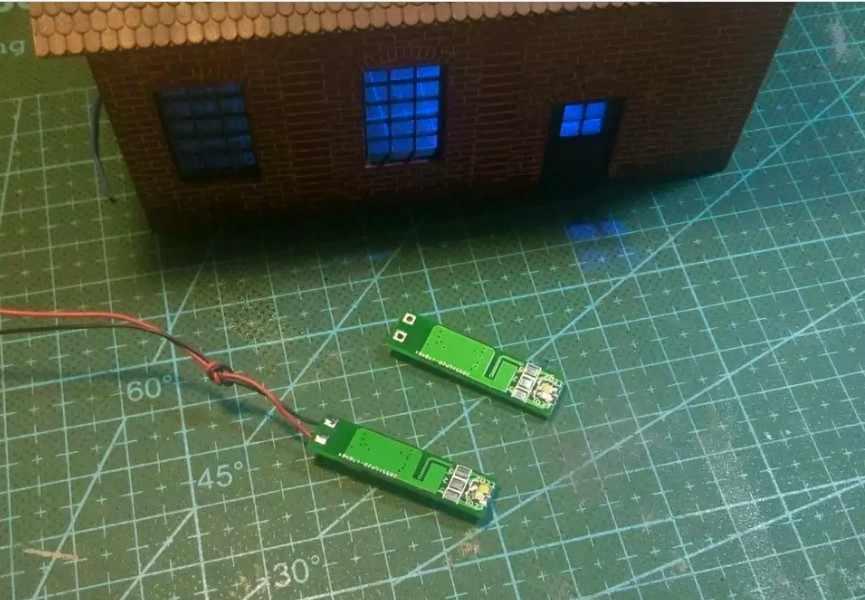 1/87 نموذج قطار ho مقياس لتقوم بها بنفسك التناظرية لحام LED فلاش بناء طاولة الرمل نموذج المواد شحن مجاني