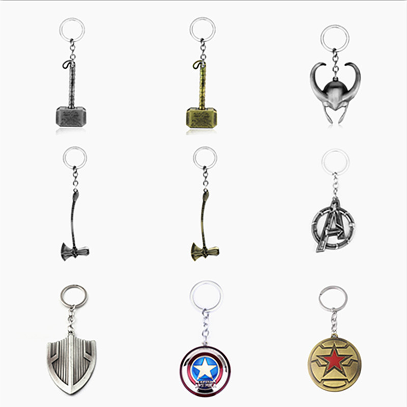 Infinity War Marvel ID Holder Captain America Badge Reel Endgame