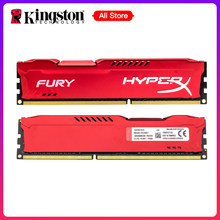 Kingston HyperX FURY 4GB 8GB 1866MHz DDR3 CL10 240Pin DIMM 1.5V For Desktop PC Intel Memory RAM Red Computer Memory Gamer DIV(China)