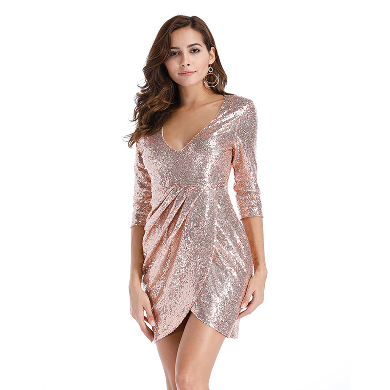 a05f2fc049 Aliexpress.com   Buy MUXU sexy summer women vestidos mujer glitter gold sequin  dress fashionable dresses womens clothing clothes bodycon sundress from ...