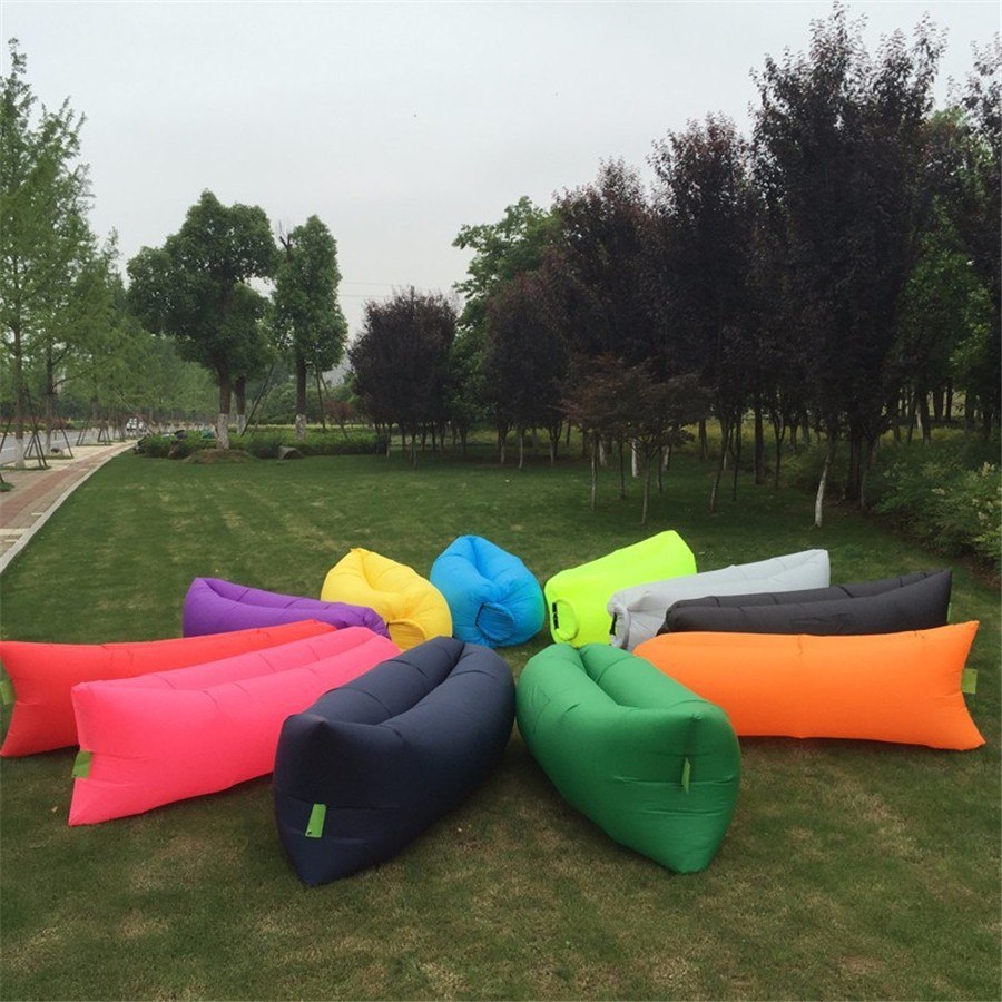 Lazy Inflatable Beanbag Sofa6