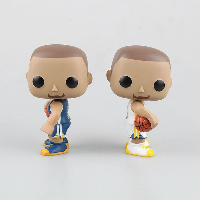 10cm Funko Pop Stephen Curry Action Amp Toy Figures Nba