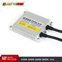 AC Xenon 55 w G500 цифровая Конвертация HID балласт ксеноновых ламп Универсальный Автомобильный тонкий балластный резистор для замены