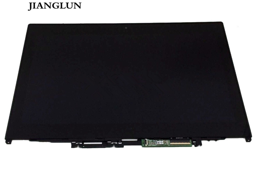 JIANGLUN For Lenovo ThinkPad Yoga 260 20CD00CHUS 12.5 HD LCD LED Touch Screen Assembly Bezel new original for lenovo thinkpad yoga 260 bottom base cover lower case black 00ht414 01ax900