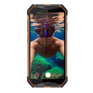 Image 2 - ulefone 3T 10300mAh IP68 Waterproof Walkie talkie Smartphone Android 8.1 IP internet 3G 4G WCDMA Radio DMR 400 470MHZ UHF Radio