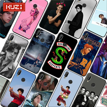 American TV Riverdale Series Cole Sprouse Coque Soft Silicone Phone Case for xiaomi redmi note 7 k20 pro  5 6 4x 7a