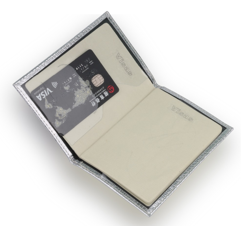 silvery-card