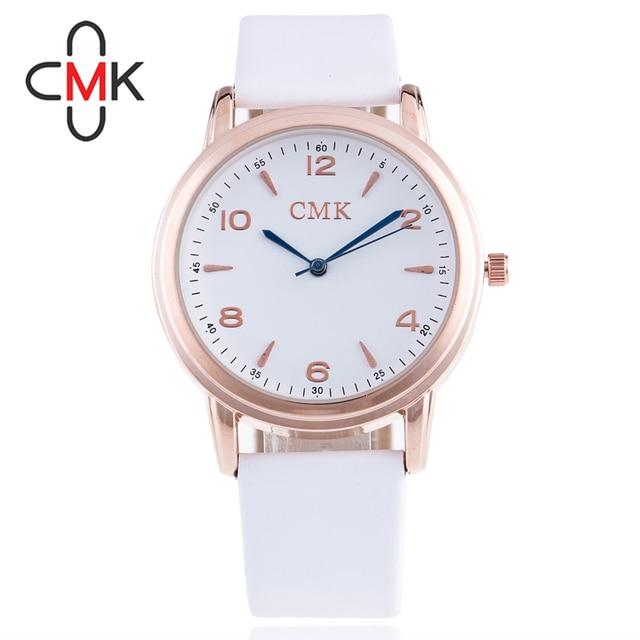 18eb782a560 Novo Relogio masculino Homens Relógios Homens Luxo Marca Aço Completa  Relógio de quartzo de Couro Stap