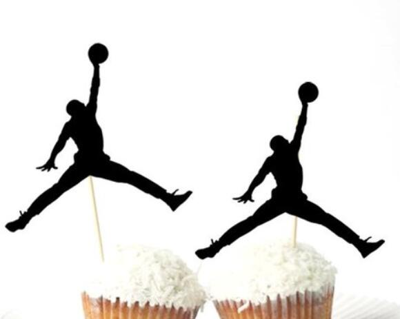 Cake Decorations Football Player Cake Toppers