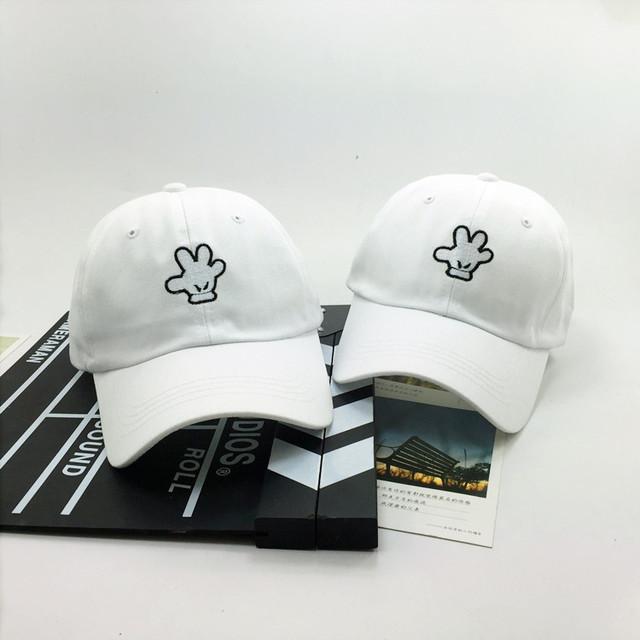 2016 verão coréia ulzzang novidade bordado hip hop gorras boné de beisebol para os homens e mulheres harajuku ocasional branco snapback tampas