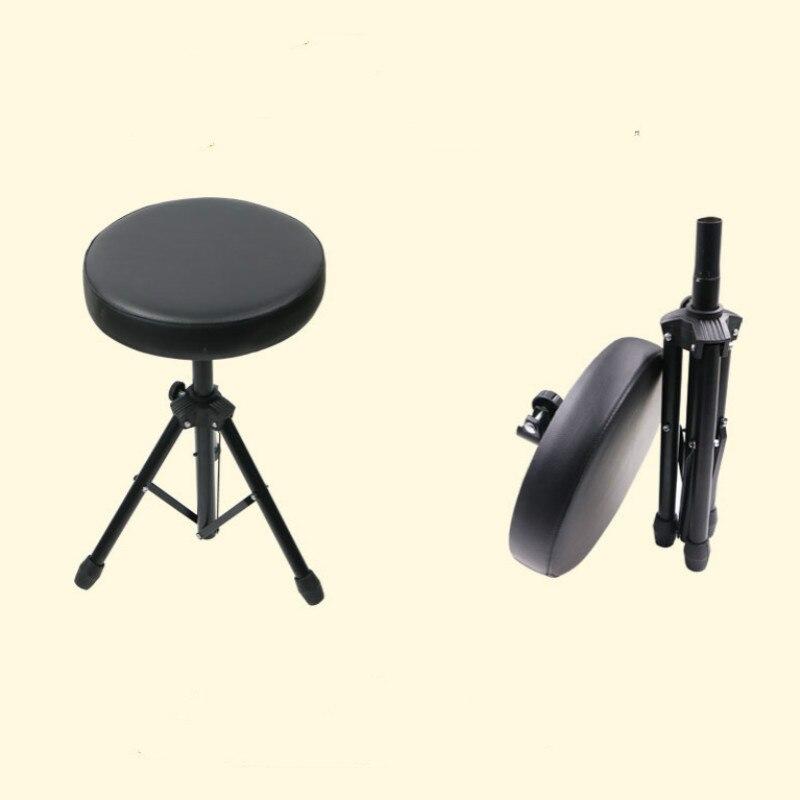 Piano Stool Single Erhu Electronic Drum Metal Piano Stool Keyboard Electric Steel Lifting Stool Moderate Price