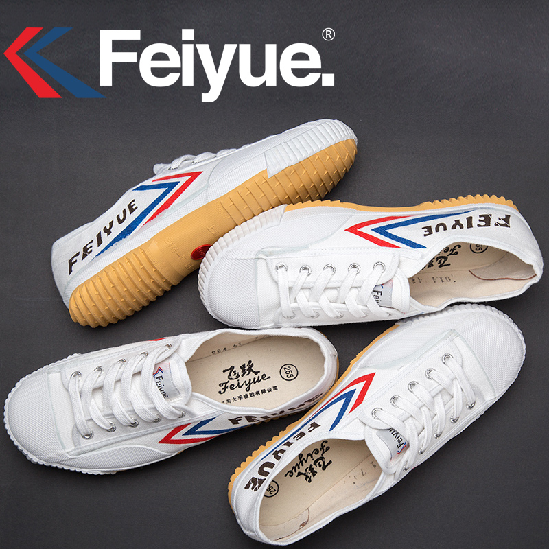Keyconcept Feiyue Martial Arts Tai Chi Taekwondo Wushu Karate Footwear Sports Training Sneakers Popular And Comfortable(China)
