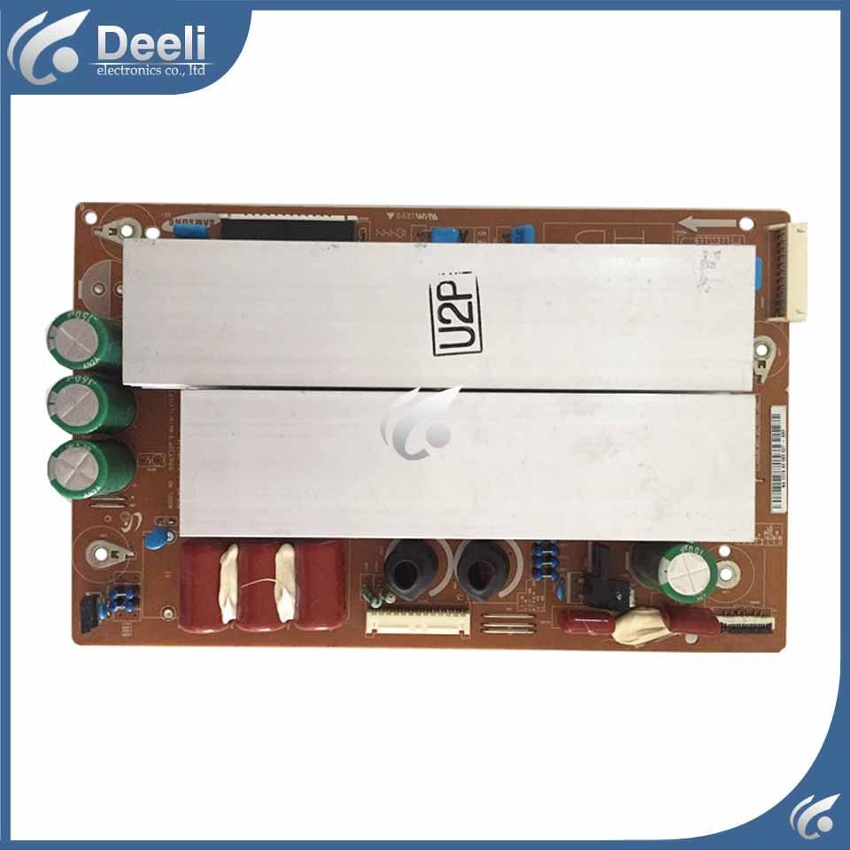 95% new original for S50HW-YD13/YB06 Z board LJ41-08457A LJ92-01727A LJ92-01682A used board original tnpa5082ap plasma tv z board