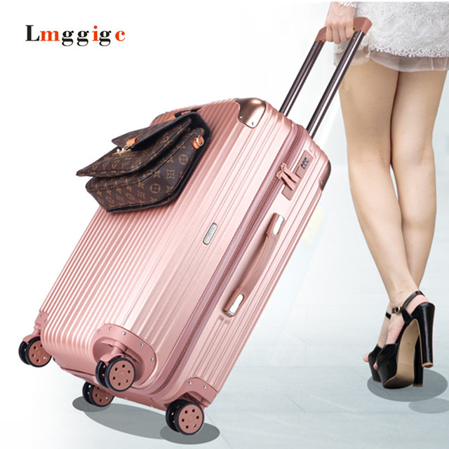 Nniversal wheel zipper Luggage,high quality ABS Suitcase,Multiwheel Travel Bag,Scrub Carry-Ons box,Factory outlets Carrier case