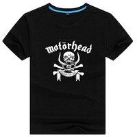 Motorhead Man Letter Print T Shirt Black Tshirt White Clothes T Shirts All Heavy Metal Music