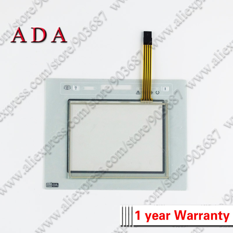 Touch Screen Digitizer for UniOP ETOP05 0045 Touch Panel Glass with Overlay (protective film)-in Industrial Computer & Accessories from Computer & Office    1
