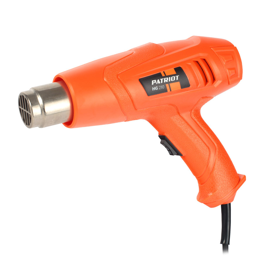 Heat gun PATRIOT HG 210 The One 2016 new free shipping the best price one pcs tacking nozzle for hot air welding gun ss316l