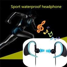 Stereo Waterproof Earbuds 3.5mm Universal Earphones In-Ear Earphone Sweatproof S