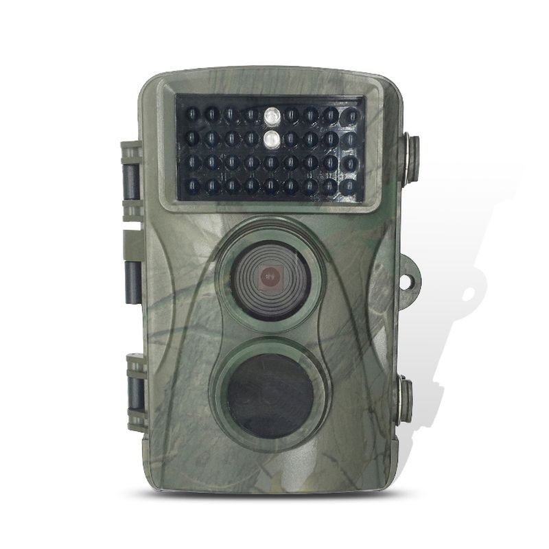 Digital Scouting Hunting Camera H3 Detection Trail Cameras Trap Wildlife IR Infrared LED Video Recorder Night Vision Hunter Cam hd 1080p scouting hunting camera new hd digital night vision trail camera 2 4 inch screen ir hunter cam