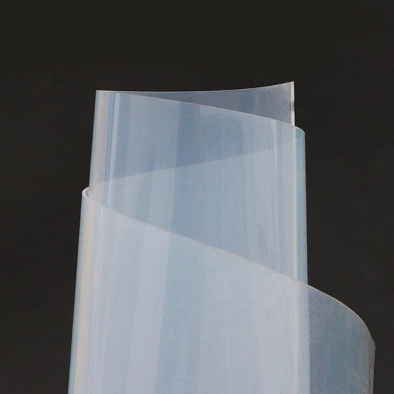 0,1 0,2 0,3 0,4 0,5 0,6 0,8-3mm dicke Silikon gummi Blatt/Matte/Diskussion pad film 500*500mm dünne bord Gummi