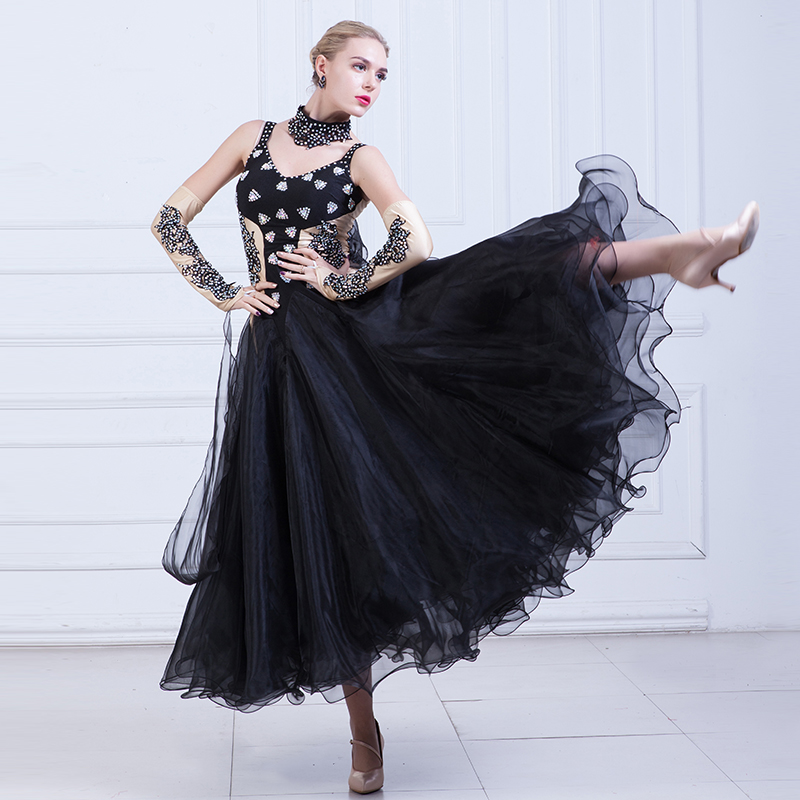 Ballroom Competition Dress Ballroom Modern Dresses Standard Ballroom Waltz Dresses Ballroom Dancing Dress the ballroom