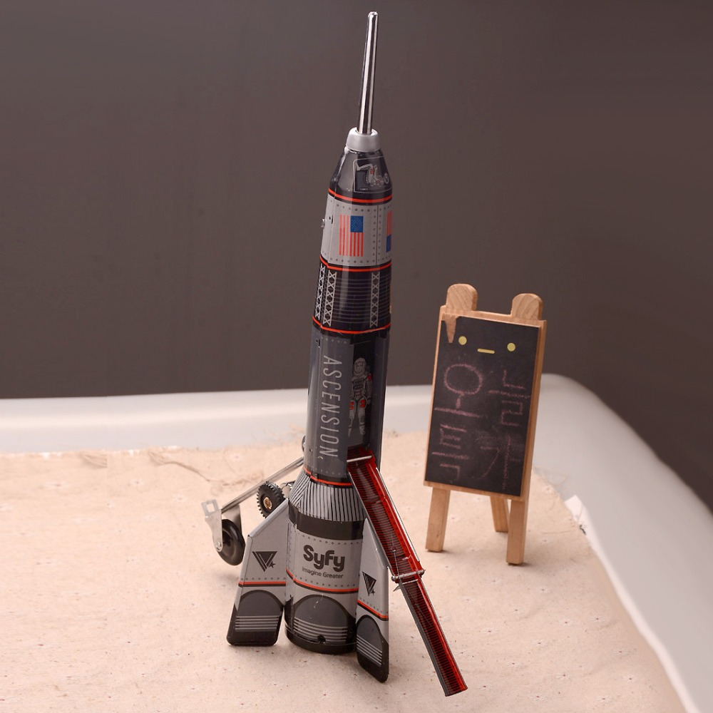 Popular space rocket toys buy cheap space rocket toys lots for How to make a cheap rocket