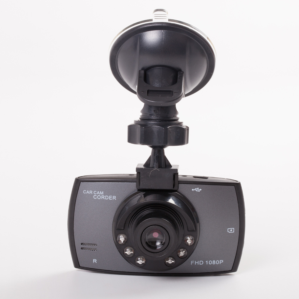 2018 Auto Dash Cam Car DVR Camera 2.7 Full HD 1080P 140 Degree Registrator Recorder Motion Detection Night Vision G-Sensor