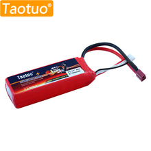Taotuo Lipo Battery 11.1V 2700mAh 30C For Feilun FT012 RC Boat Speedboat Helicopter Quadcopter Airplane Car Li-poly Bateria Lipo