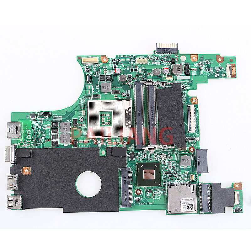PAILIANG материнская плата для ноутбука Dell Vostro 2420 PC материнская плата CN K4FNR 0K4FNR HM75 tesed DDR3