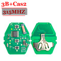 (1 шт.) дистанционный ключ CAS2 Borad 3 кнопки 315 МГц ID7944 для bmw