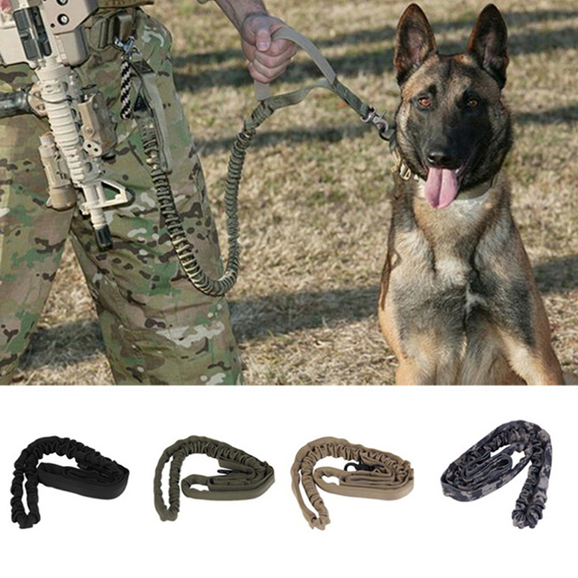 Guinzaglio del cane 1000D di Nylon Tattica di Polizia Militare di Addestramento