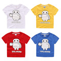 BIG SALE Summer T Shirts Famous Brand Cotton T Shirts Children Boy Fashion Printing O-Neck T Shirt Clothes Top Quality