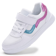 Girls Running Shoes High Quality Breathable Soft Kids Sneakers Footwear Outdoor Children Sport Shoes Child Girl Walking Shoes autumn outdoor children sport shoes girls and boys pu sweat running shoes soft light skateboard shoes high quality kids sneakers