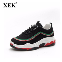 XEK Womens Running Shoes Summer Outdoor Walking Shoes Breathable Air Mesh Max Women Sneakers Sport Shoes For Women GSS60