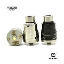 Original HCigar Maze 24 RDA Atomizer Kennedy base version DIY Rebuildable  Coils  Maze 24  Electronic Cigarette RDA Atomizer