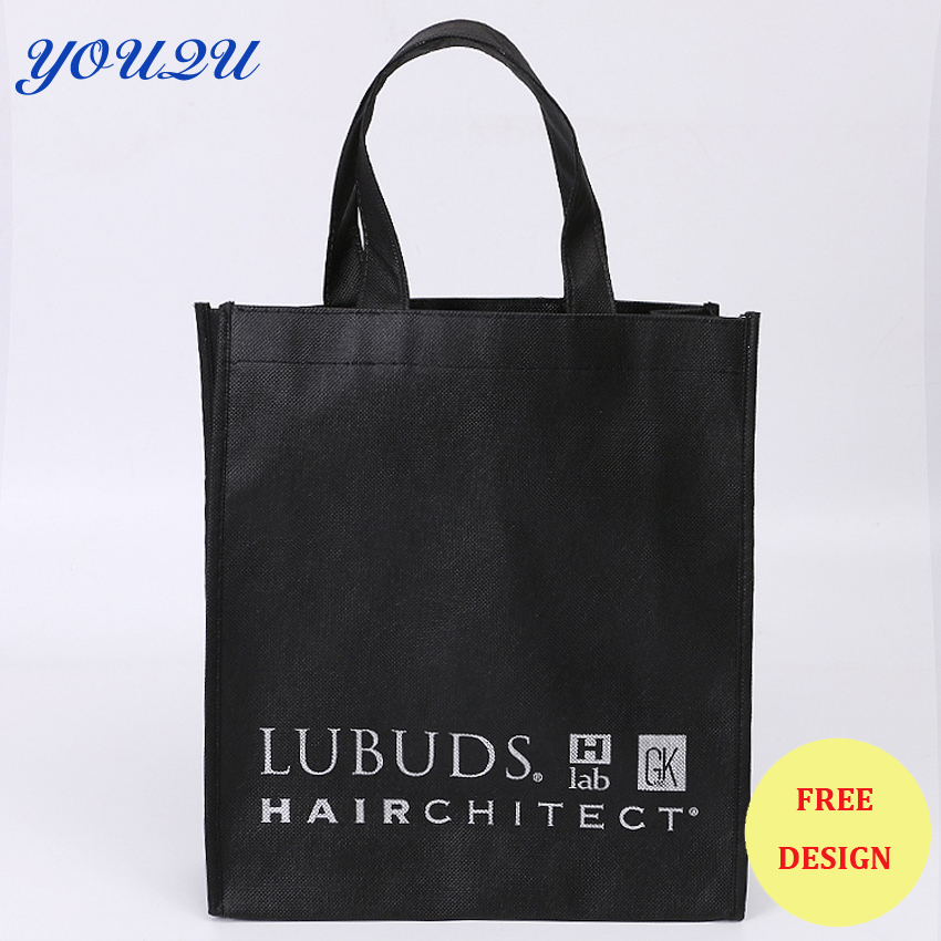 Lead free! durable recycle non woven bag for shopping promotion gift bag advertisement bag + Low price+escrow accept