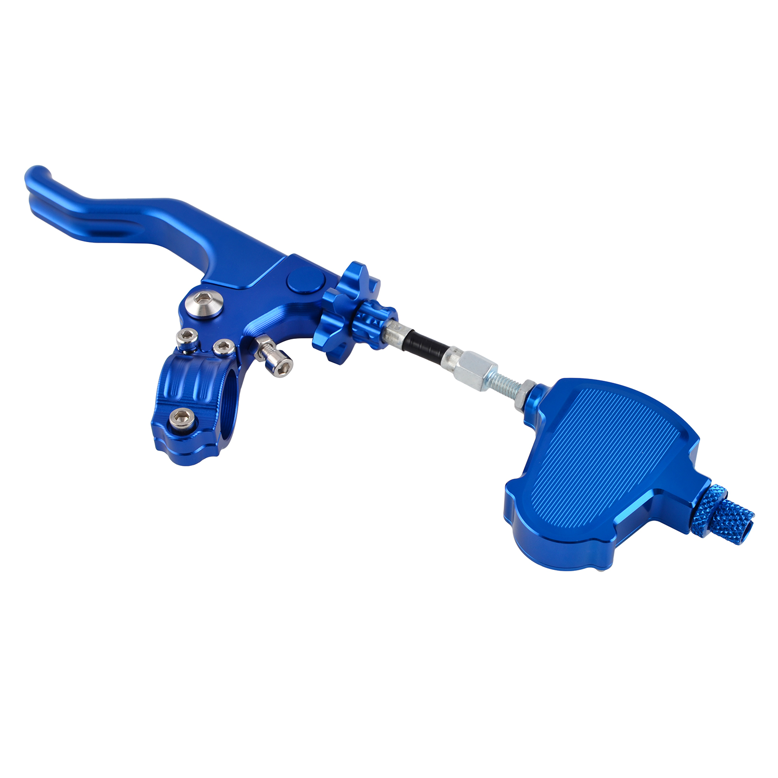 NICECNC 22mm Stunt Clutch Pull Cable Lever For Yamaha YZ 80 85 125 250 125X 250X 250FX 450FX WR 250F 450F 250R TTR 600 XT XTZ 7 8 22mm brake hydraulic master cylinder kit reservoir levers for yamaha yz 80 85 wr 250f 450f 250r x ttr 600 125 serow 225 250