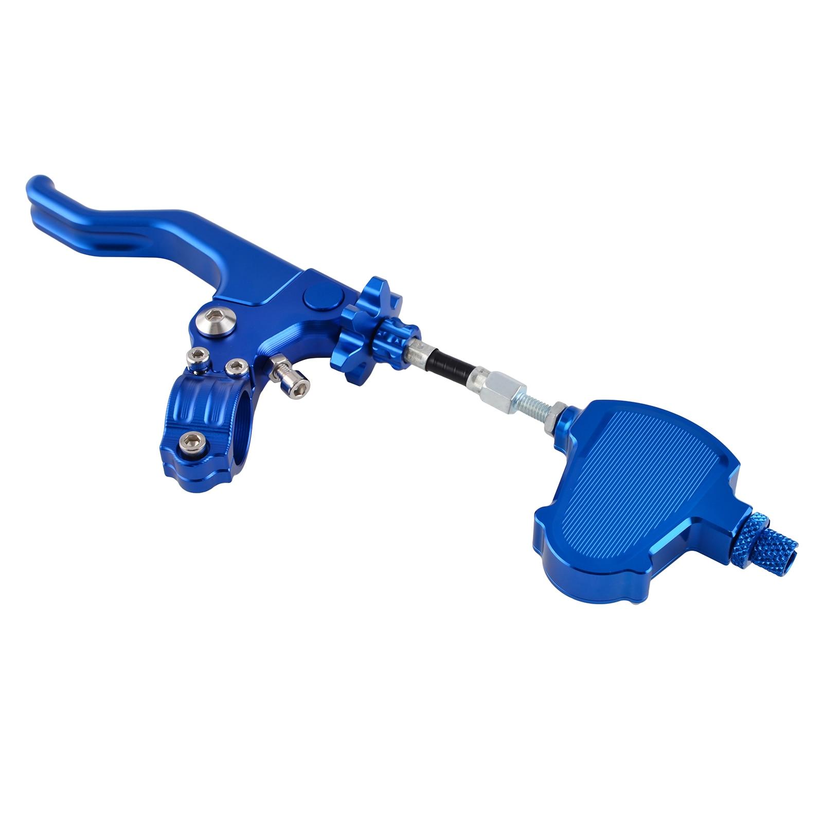 NICECNC 22mm Stunt Clutch Pull Cable Lever For Yamaha YZ 80 85 125 250 125X 250X 250FX 450FX WR 250F 450F 250R TTR 600 XT XTZ