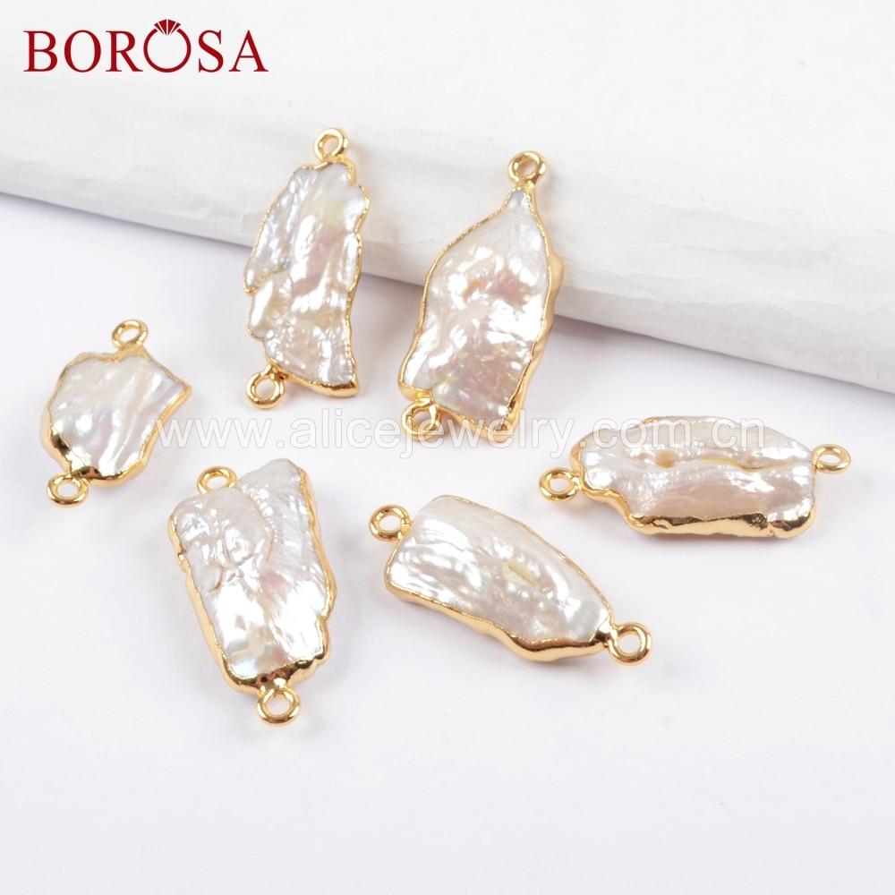 Natural GEODE Druzy Silver Galvanise Gemstone connecteurs Boucles d/'oreilles bijoux un