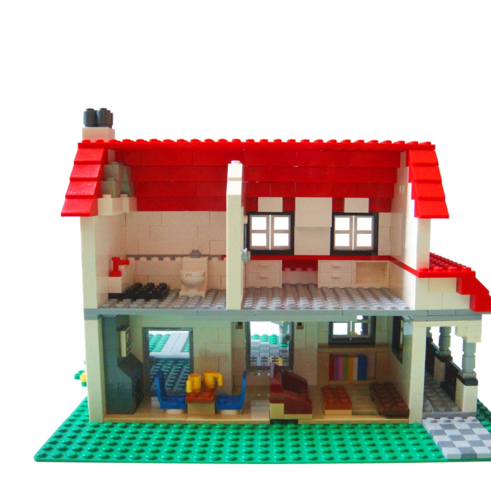 Compatible con bloques de construcción Lego Model Creative Series - Juguetes de construcción - foto 3