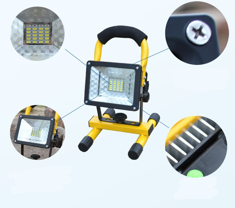 China flood light portable Suppliers