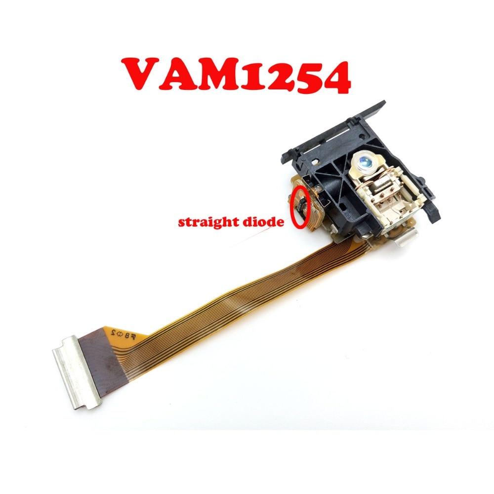 Original New VAM1254 VAU1254 VAL1254 Straight Dioder Cd Laser Lens